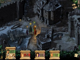 Test Robin Hood : La Legende De Sherwood PC - Screenshot 13