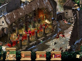 Test Robin Hood : La Legende De Sherwood PC - Screenshot 14