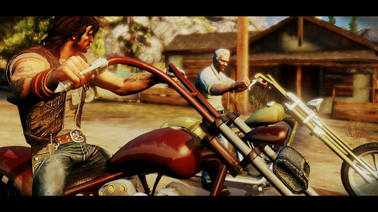 Ride to Hell : Retribution  [PC] (2013) [MULTI]