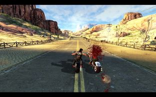 Test Ride to Hell : Retribution PC - Screenshot 27