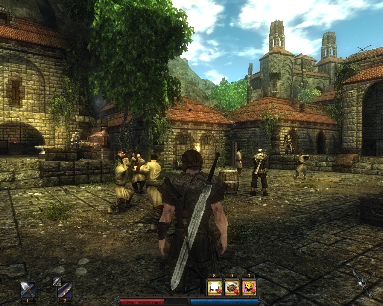 Risen (PC) 2009