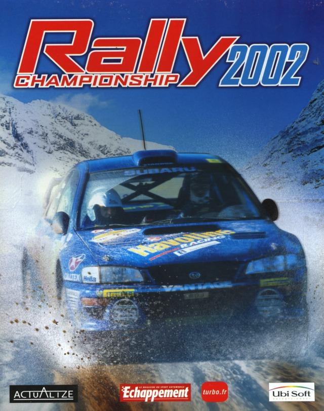 rally championship 2002 sur pc. Black Bedroom Furniture Sets. Home Design Ideas