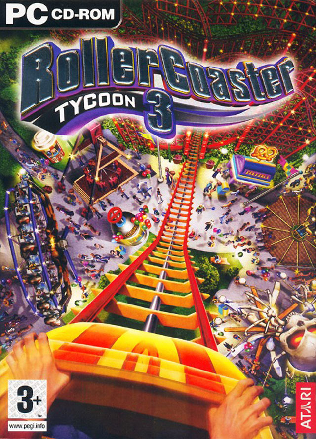 roc3pc0f Roller Coaster Tycoon 3