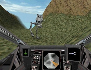 Test Rogue Squadron PC - Screenshot 2