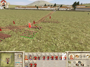 Test Rome : Total War PC - Screenshot 51