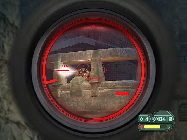 Скриншоты из игры Rogue Trooper.