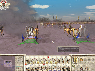 Test Rome : Total War PC - Screenshot 37