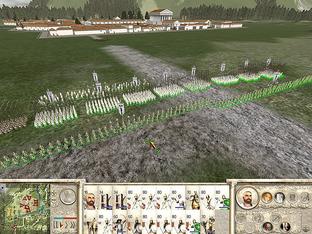 Test Rome : Total War PC - Screenshot 38