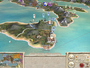 Test Rome : Total War PC - Screenshot 39