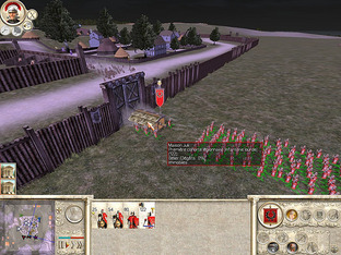 Test Rome : Total War PC - Screenshot 40