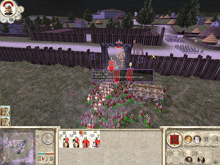 Test Rome : Total War PC - Screenshot 41