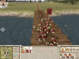 Test Rome : Total War PC - Screenshot 43