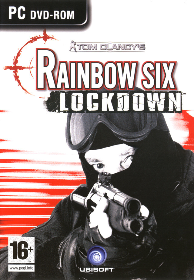 Rainbow Six : Lockdown [US]