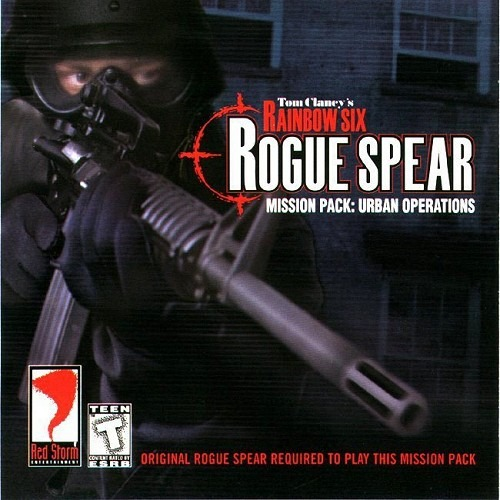 Rogue Spear : Urban Operations [PC][MULTI]