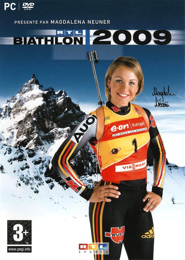 РТЛ Биатлон 2009 / RTL Biathlon 2009. Забыли пароль? Регистрация.