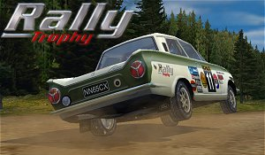 aper u du jeu rally trophy sur pc. Black Bedroom Furniture Sets. Home Design Ideas
