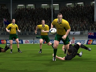 Images Rugby 08 PC - 1