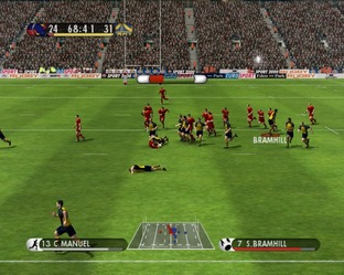 Test Rugby 08 PC - Screenshot 62