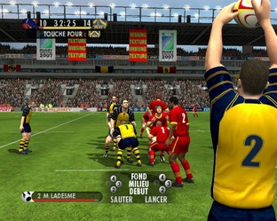 Test Rugby 08 PC - Screenshot 65