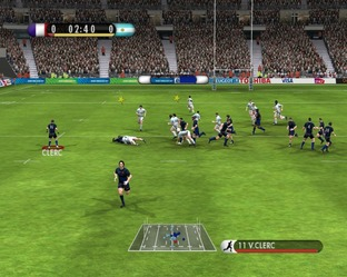 Test Rugby 08 PC - Screenshot 68