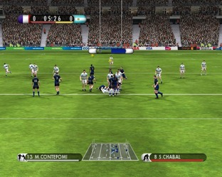 Test Rugby 08 PC - Screenshot 69