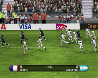 Test Rugby 08 PC - Screenshot 71