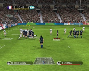 Test Rugby 08 PC - Screenshot 76
