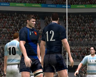 Test Rugby 08 PC - Screenshot 77