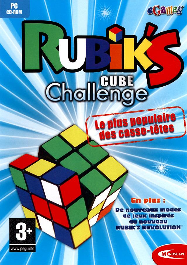 Rubiks Cube Challenge Sur PC
