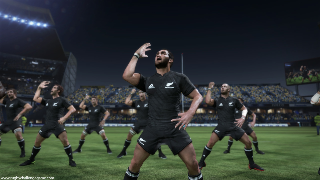 Promo Steam - Jonah Lomu Rugby Challenge