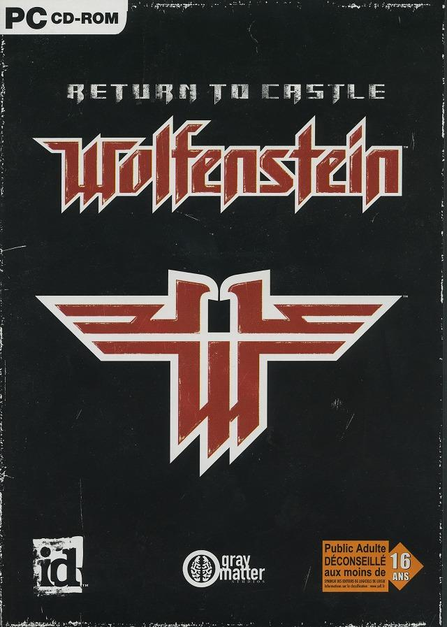 Return to castle wolfenstein mac   [PC] [FS]