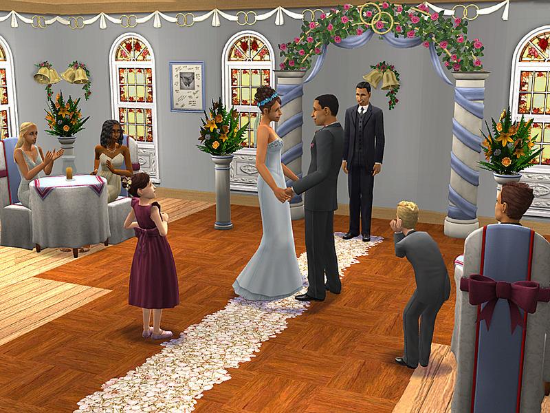 Images Les Sims 2 : Kit Jour De Fete PC