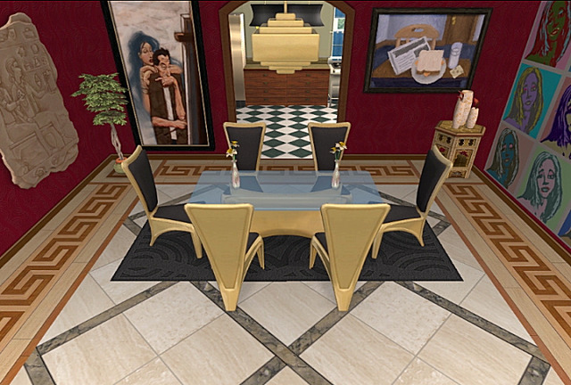 Images Les Sims 2 : Kit Glamour PC