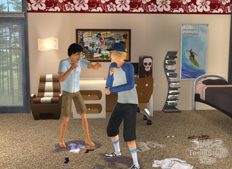 jeuxvideo.com Les Sims 2 : Kit tout pour les Ados - PC Image 10 sur 14
