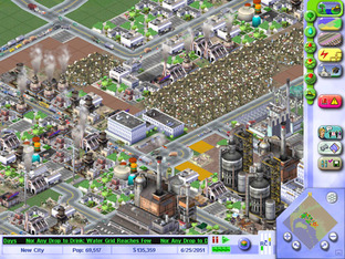 Test Sim City 3000 PC - Screenshot 1