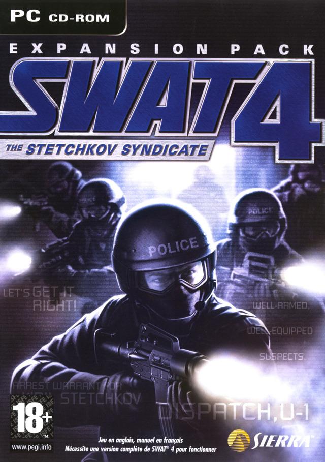 SWAT 4 Serial number