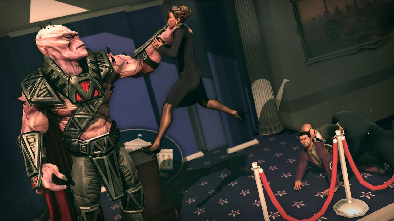 Saints Row IV Commander In Chief Edition CRACKED