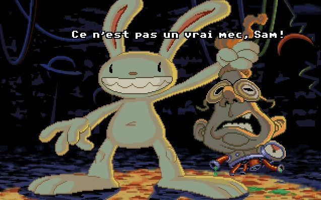Images Sam & Max Hit the Road PC - 5
