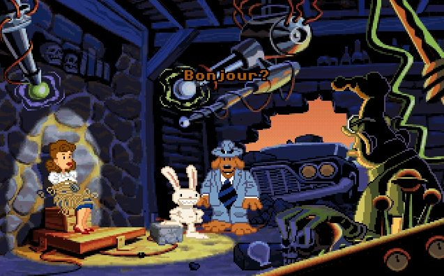Images Sam & Max Hit the Road PC - 86