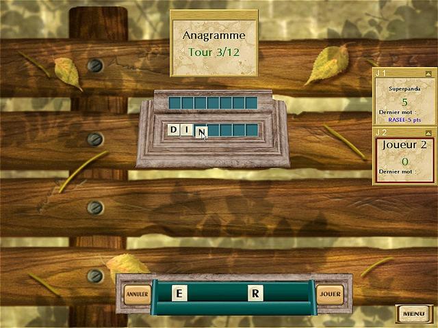 Scrabble Edition 2005