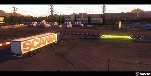 Scania Truck Driving Simulator PC