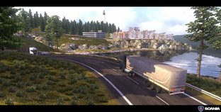 Images Scania Truck Driving Simulator PC - 4