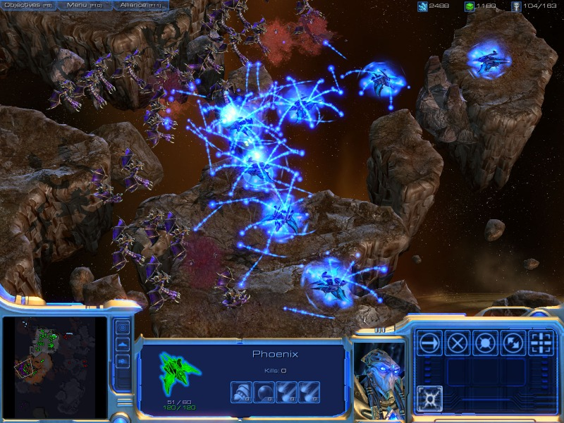 Images Starcraft II : Wings of Liberty PC - 14