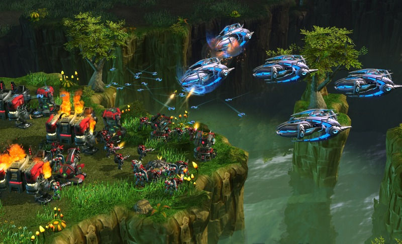 Images Starcraft II : Wings of Liberty PC - 19