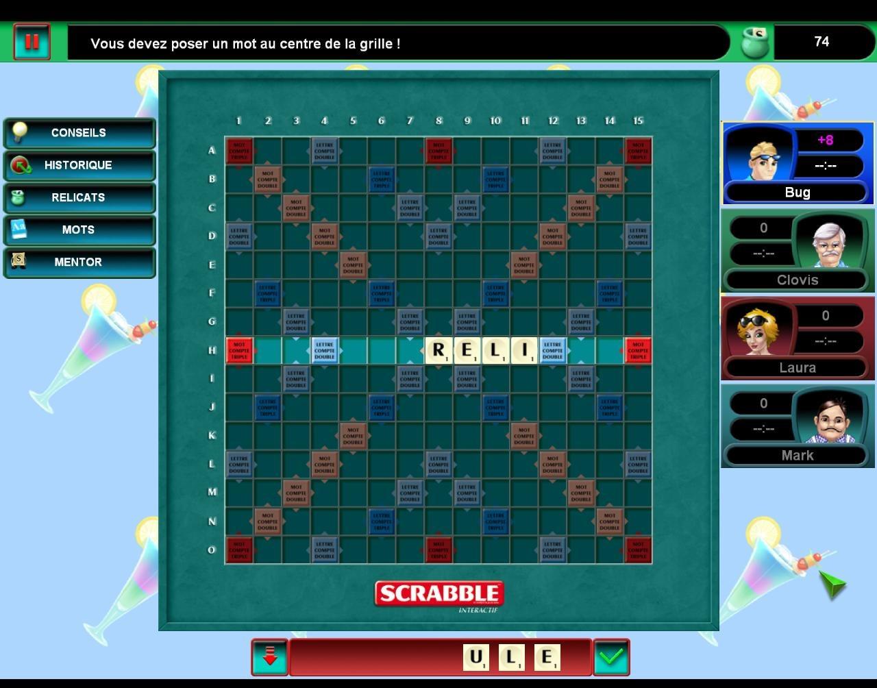 Jeu-Gratuit.net, le guide des jeux en ligne, vous propose une sélection des  meilleurs jeux de scrabble en ligne, parmi des centaines deMundi Jeux est une plateforme communautaire de jeux de hasard type bingo, loto mais aussi de cartes comme la belote, le tarot ou bien évidemment le poker.