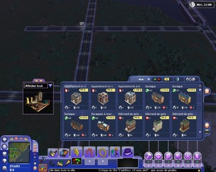 Test Sim City Societes PC - Screenshot 67