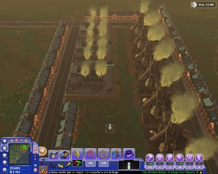 Test Sim City Societes PC - Screenshot 68