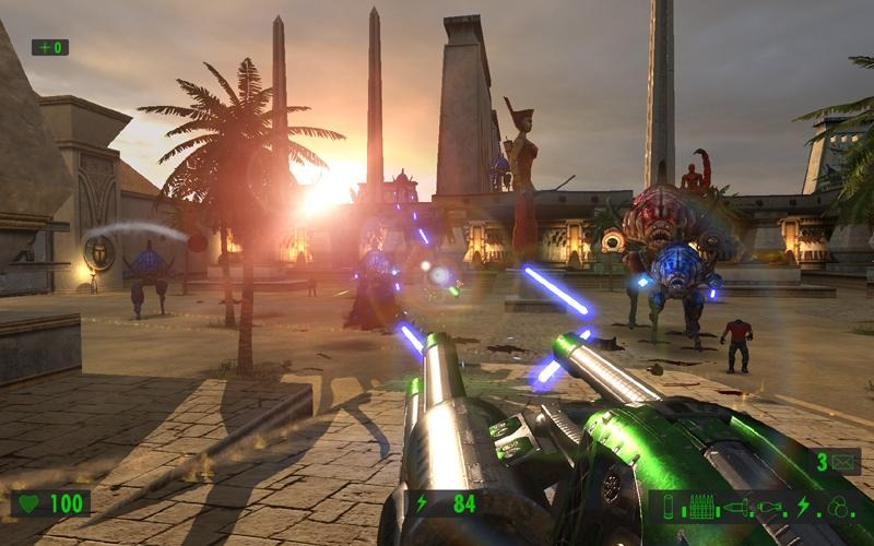 Download Serious Sam HD - The First Encounter Baixar Jogo Completo  Full