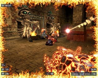 Test Serious Sam HD : The Second Encounter PC - Screenshot 21