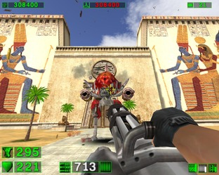 Serious Sam 4 financé par Humble Bundle